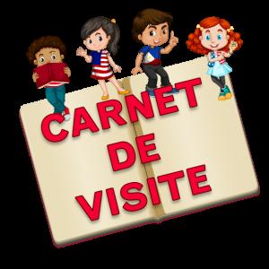 Carnet de visite cycle 1